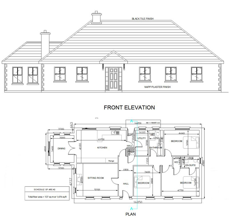 buy house plans bungalows storey and a half two storey 102a
