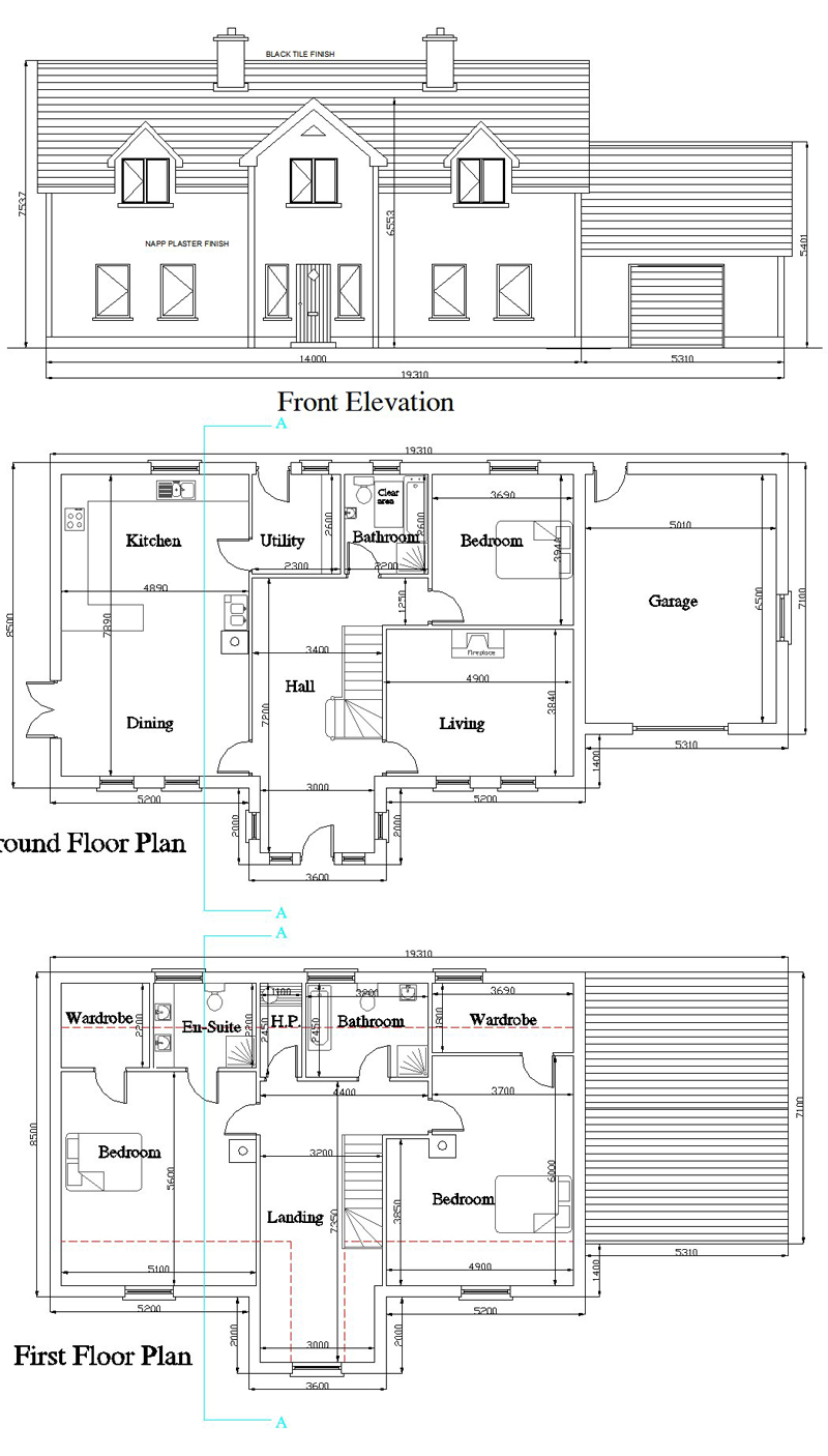 Buy house plans bungalows storey and a half two storey for Purchase house plans