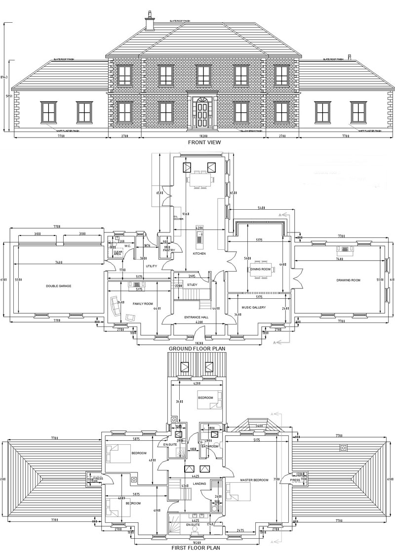 Georgian style house plans house plans home designs for Georgian mansion floor plans