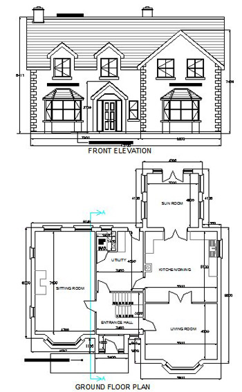 Planning Applications House Plan 07